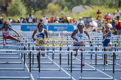 NCAA II 100 / 100M Hurdles