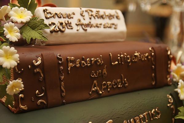 20110430 Brewer & Pritchard Anniversary