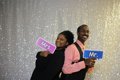 Steve & Kisha 5th Wedding Anniversary