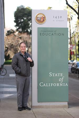 Trip to Sacramento- December 2012