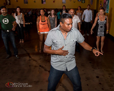 LatinGroove June Social 2015