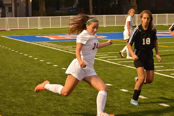 2013-09-16 Dayton Girls Varsity Soccer vs Linden #5 of 6