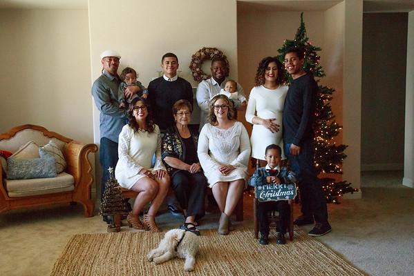 2016 Burton Family Photos
