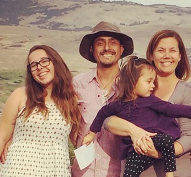 Jorge & family