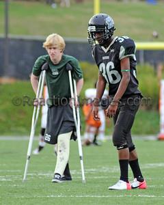 2012 KMHS Varsity Football v South Cobb (9-14-12)