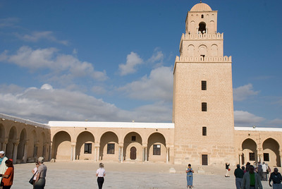 Kairouan - Great Mosque
