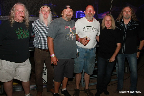 Kentucky Headhunters IconicFest M&G 2019