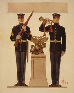 Marine Buglers