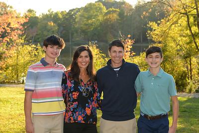 Dunn Family portraits 2020