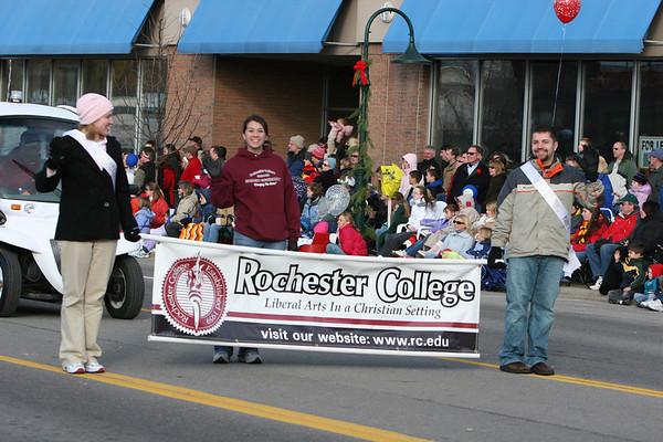 Rochester Christmas Parade