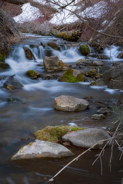Mill Creek in Spring