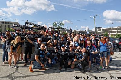 Indy Eleven v Minnesota United FC 7-9-2015