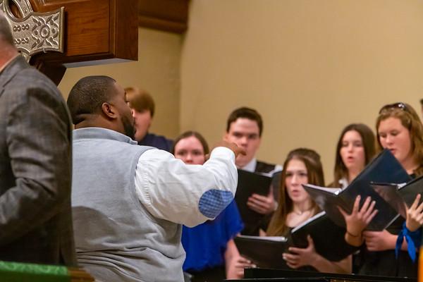 East Jessamine Choir 11 10 2019