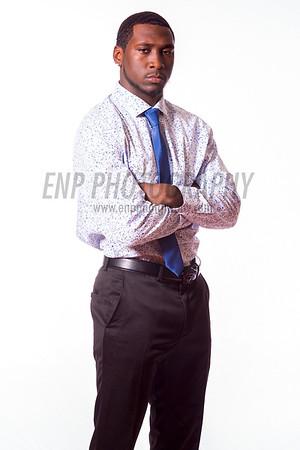 Maurice Lyles Senior photoshoot