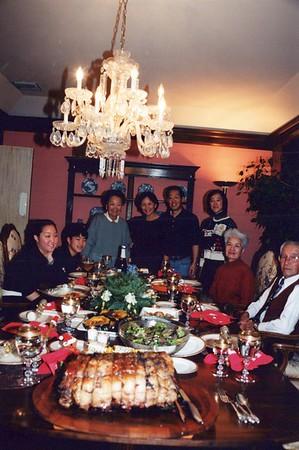 12-25-1999 Christmas Day & Dinner/ Griot & Siegel