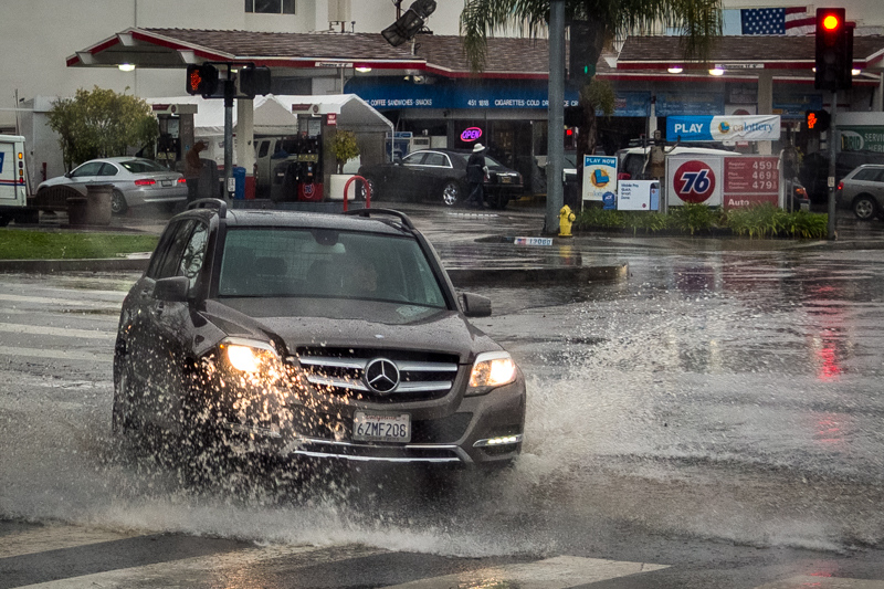 January 14 - Beginning phase of rainy week, Santa Monica, CA.jpg