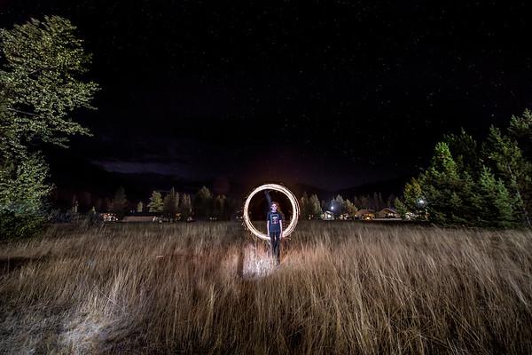 Manning Park Lights