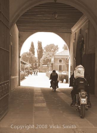Motogiro d'Italia 2009, Bologna to Trevisio