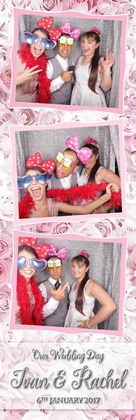 Rachel & Ivan Photostrips