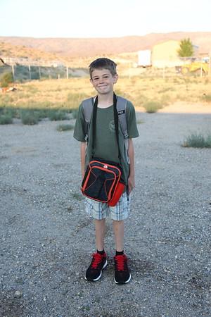 Eighth Grade - Aug 17