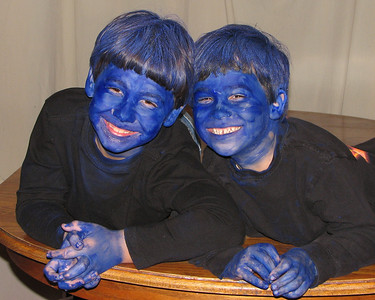 Next Gen Blue Man Group