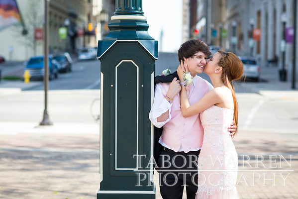 Dalton & Skylar Prom