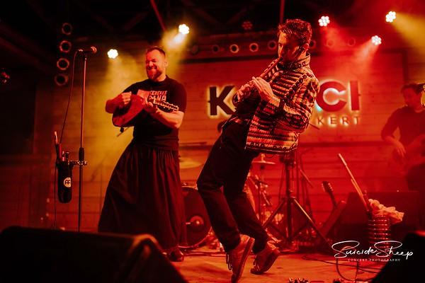 Kerekes Band - Kobuci kert - 2021.08.18