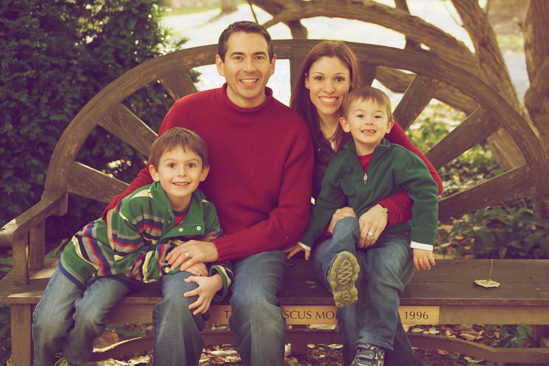 The Borowy Family