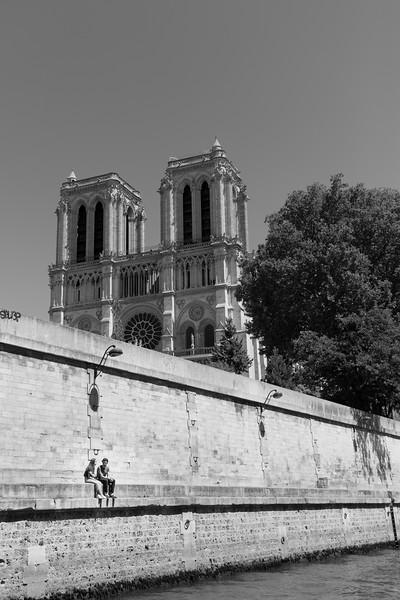 Love Along the Seine