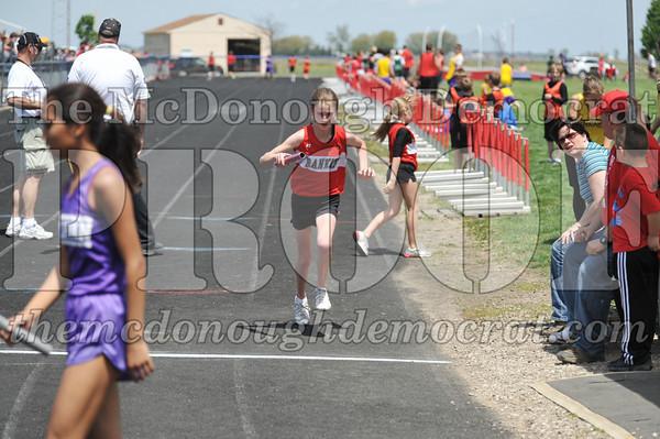JH Tr Sectionals Girls Running-Boys Field 05-07-11