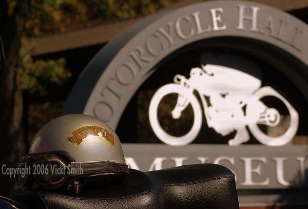 Motorcycle Hall of Fame Induction Weekend 2006, Pickerington, Ohio