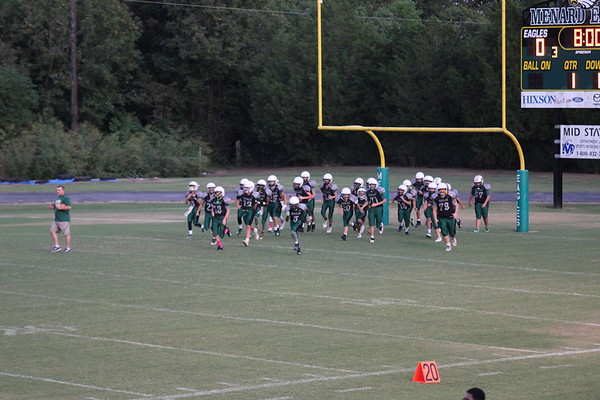 Jr high Football Northwood
