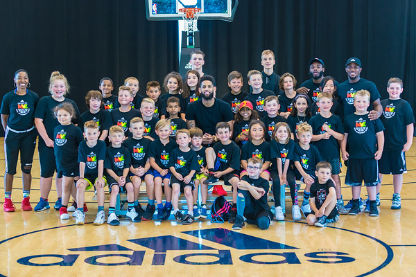 adidas America Summer Hoops Camp