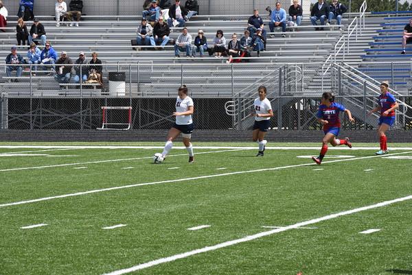 Varsity Girls Soccer vs Crete-Districts