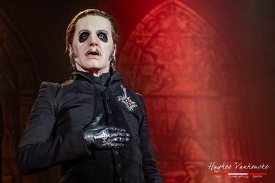 Ghost (SWE) @ Lotto Arena - Antwerp/Amberes - Belgium/Bélgica
