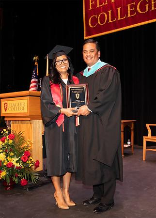 Flagler College Public Administration Graduation - Spring 2018