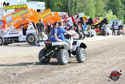 Ohsweken Speedway- June 10th