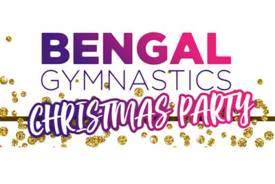 Bengal Gymnastics Christmas Party 12/13/19