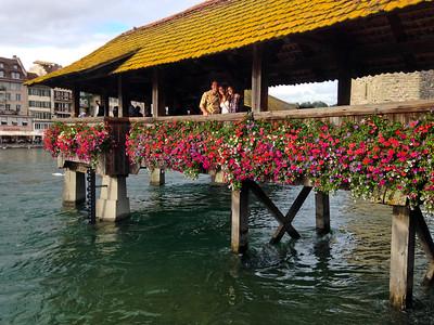 Europe, Lucerne, Switzerland, July 29-30