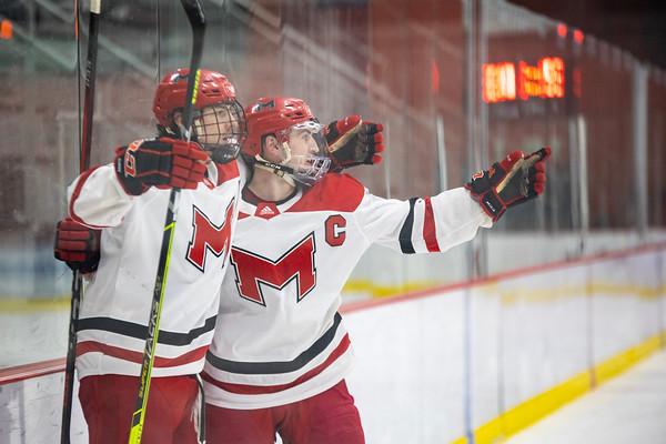 Men's Ice Hockey: Maryville vs Missouri State