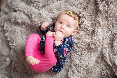 Adalyn 6 months