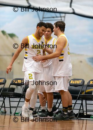 Nauset Boys Varsity Basketball v Wareham 12_11_18