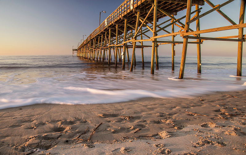 003_Yaupon Pier Sunrise_web