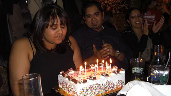 Arti's Birthday - 2008