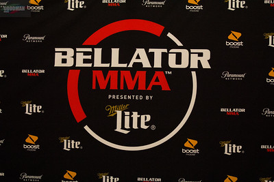 CEREMONIAL BELLATOR 197 WEIGH-IN 4-12-2018