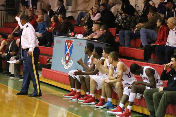 Prep Basketball vs. Saint Christopher's -- Jan. 19, 2018