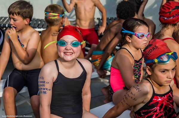 Barracudas Swim Meet June 20 2019