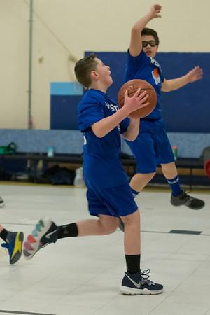Josh Basketball 01/31/2019