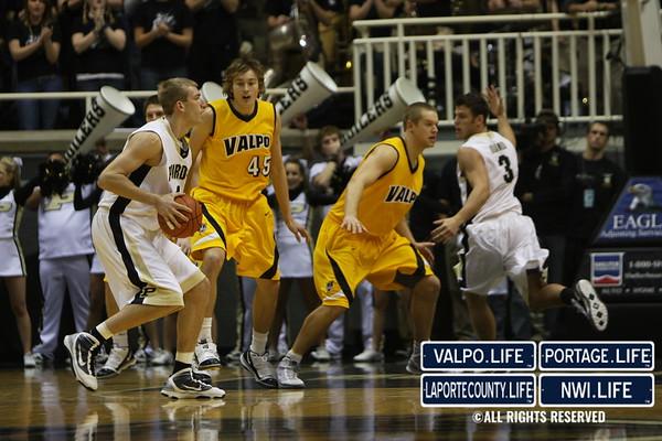 VU Mens Basketball versus Purdue