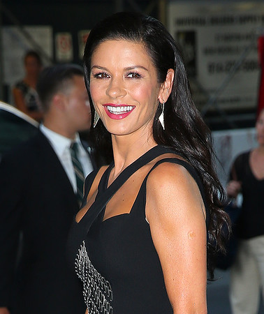 2013-07-16 - Catherine Zeta-Jones